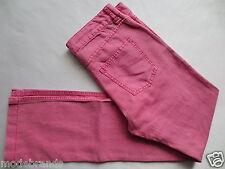 Jeans H&M L.O.G.G. Baumwolle Leinen Leinenhose rosa 164 ca 28 34 TIP TOP/M92