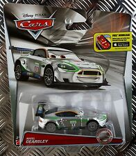 Disney Pixar Cars Nigel Gearsley Silver Racer Series