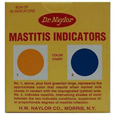 Dr Naylor's Mastitis Indicators 30 Count Cattle