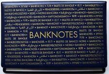 More details for lighthouse pocket banknote album 210mm or 175mm or both plastic sleeves