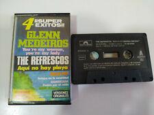 Barricada The Refrescos Glenn Madeiros Nacha Pop - Cinta Tape Cassette