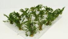 Polak 9256 hohe Sträucher grüngemisch superfein höhe ca.30-45mm