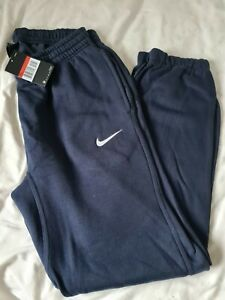 Mens Nike Joggers Size XL Black New