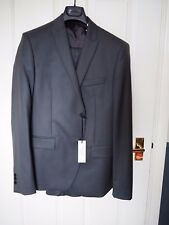 Versace Collection grey wool suit size 38 (EU48) BNWT