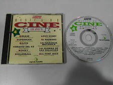 MUSICA DE CINE LOS AÑOS 70 CD STAR WARS SUPERMAN GREASE ROCKY NARANJA MECANICA