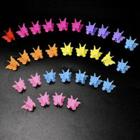 🦋 20/50/100PC Mixed Color Cute Butterfly Hair Clips 🦋 *Fast Delivery*