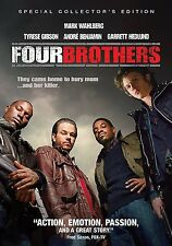 Four Brothers (DVD, 2017)