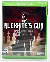 Alekhine's Gun - Xbox One - Brand New | Factory Sealed