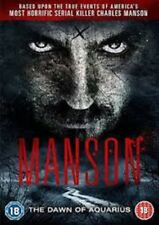 Manson [DVD] NEW AND SEALED