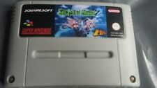 Videojuegos Secret of Mana nintendo SNES PAL