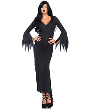 Floor Length Gothic Witch Dress Costume for Women size M/L New by Leg Avenue