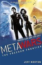 Norton, Jeff, The Freedom Frontier: Book 4 (MetaWars), Very Good Book
