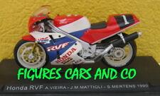 1/24 MOTO GP SERIE 1 N°52 HONDA RVF 1990 VIERA MATTIOLI MERTENS #1