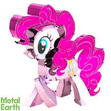Metal Earth 3D Laser Cut Steel Model Kit My Little Pony Pinkie Pie