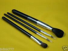 New 4x Jerome Alexander Cosmetic Makeup Brush Set-A Must Have!