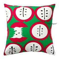 "IKEA Cushion Cover  Pillow Cover 26 x 26"" w/zipper LIAMARIA Green Red"