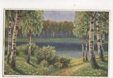J Heetter 1921 Art Postcard Germany 262b
