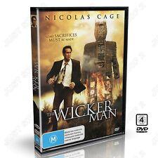 The Wicker Man DVD : Movie / Film : Nicolas Cage : Brand new