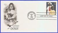 USA3 #3151a U/A ARTCRAFT non FDC   Classic American Dolls Alabama Baby