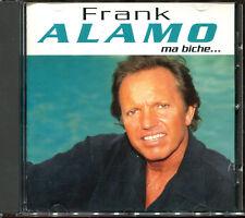 FRANK ALAMO - MA BICHE - BEST OF CD ALBUM [1657]