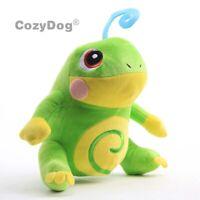 Politoed Plush Doll 20cm Frog Stuffed Animal Plushies Toy Teddy Kids Xmas Gift
