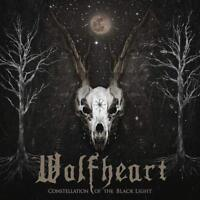 WOLFHEART - CONSTELLATION OF THE BLACK LIGHT   CD NEW!