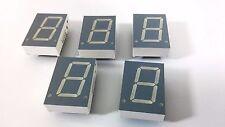 "5 LITE-ON LED DISPLAY DIGITAL 7 Segment 0.98"" 13 Pin 1-BIT LTS-3401VP Numeric"