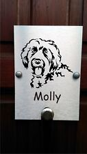Norwegian Labradoodle Dog Lead Holder Ideal For Holding your Dogs Lead