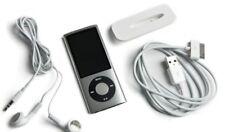 "Apple iPod Nano MB903LL/A 16GB MP3 Video Player 4th Gen 2"" LCD Silver Gr A++"