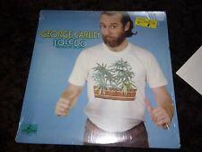 George Carlin comedy Lp Toledo Window Box Little David 3003 VG++ shrink