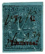 (I.B) Transvaal Revenue : Duty Stamp 1/- (VRI)