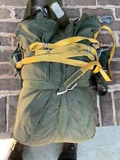 Parachute Gulf War Date Static Line Army Issue Full Chute Packed Complete