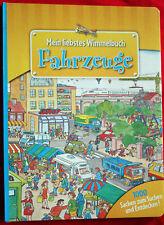 **Wimmelbuch**FAHRZEUGE** Bilderbuch 1000 Sachen zum suchen und Entdecken**
