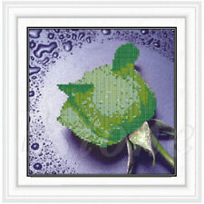 5D DIY Rose Flower Diamond Embroidery Painting Cross Stitch Kits Home Decoration