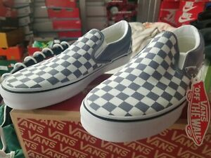 Vans Classic Checkerboard Slip on. New. Mens Size: 11