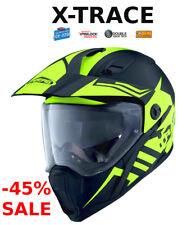 XMAS sale -45% XTrace Caberg X-Trace Adventure Street Enduro Helmet Black - L