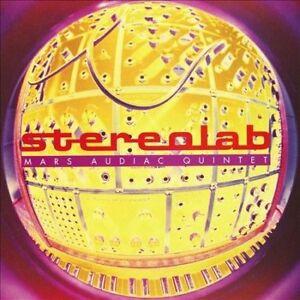 Stereolab : Mars Audiac Quintet Indie Rock/Pop 1 Disc CD