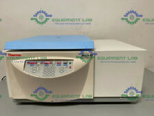 Thermo Scientific 120 Iec Multi Rf Refrigerated Centrifuge With Thermo 8244 Rotor