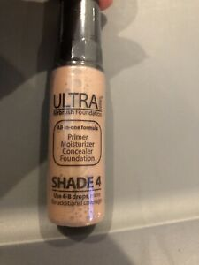 Sealed And New Luminess Air Shade #4 Ultra Airbrush Foundation 16 mL / .55 fl oz
