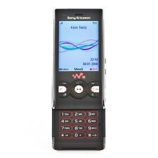 Sony Ericsson W595 Rubinschwarz Kundenretoure wie neu