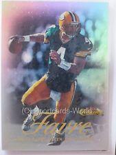Brett Favre - 2000 Fleer Showcase #4 - Green Bay Packers playercard