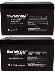 Fish Finder Battery - 2 Pack 12V8ah