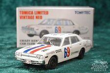 [TOMICA LIMITED VINTAGE NEO CKCC vol.2 1/64] CEDRIC Stock Car Race (White)