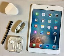 #GRADE A# Apple Ipad Mini 16 GB WiFi, White + EXTRAS