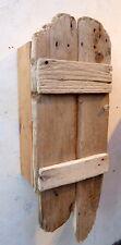 Dorset Driftwood Cupboard Bathroom Robust Hand Made Shabby Chic 73 x 27 cm