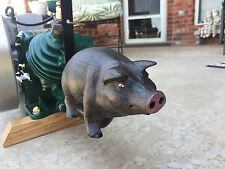 """Maytag Smoked Bacon"" 92,hit & miss Gas Engine PIG Exhaust  Muffler Engine show"