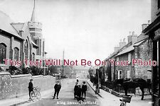 DR 101 - King Street, Duffield, Derby, Derbyshire c1913 - 6x4 Photo