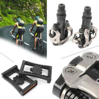 For bike PD-M520 MTB Road Bike Clipless Pedals W/SPD Cleats + SM-PD22 Replace