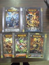 Warmachine Lot Mercenaries Reckoning Vengeance Colossals Convergence of Cryiss