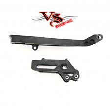 Polisport Chain Guide & Slider Kit YAMAHA YZF250 YZF450 09-17 WR250F 15-17 BLACK
